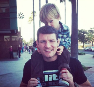Photos-The Michael Bisping Story -