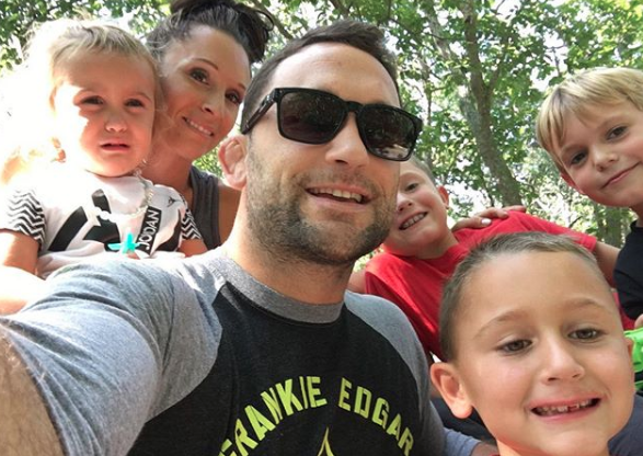 Photos-The Frankie Edgar Story -