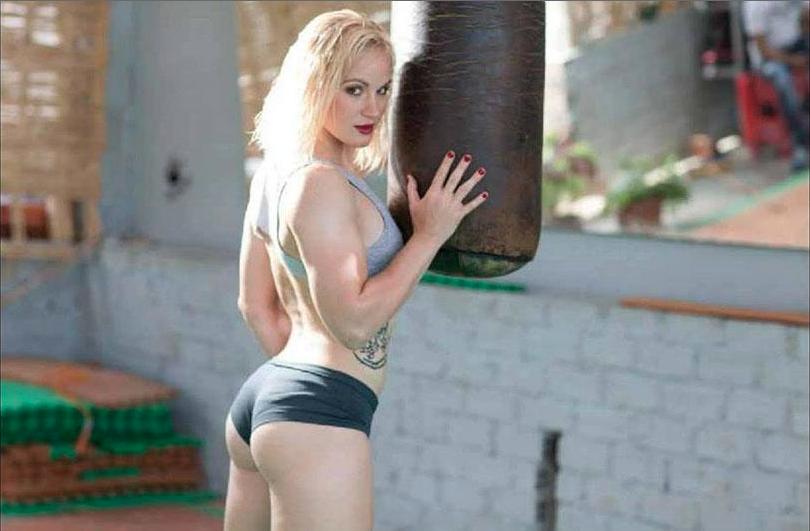 Photos- The Valentina Shevchenko Story -