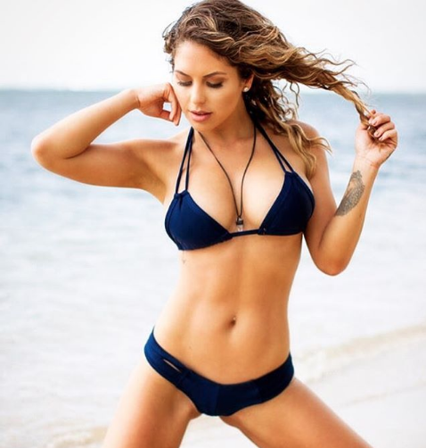 Photos- The Brittney Palmer Story -