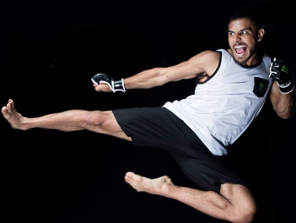 Photos: The Yair Rodriguez Story -