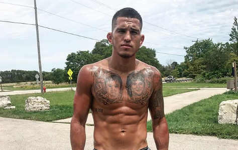 Photos- The Anthony Pettis Story -