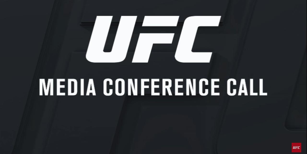 UFC 223: Ferguson vs Khabib - Media Conference Call -