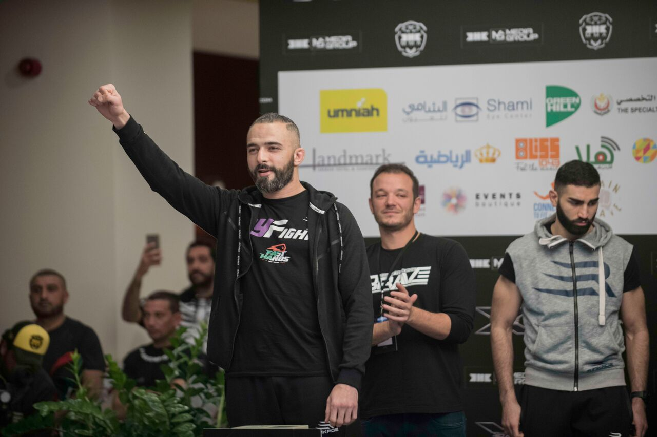 Welterweight star Tahar Hadbi re-signs with Brave Combat Federation -