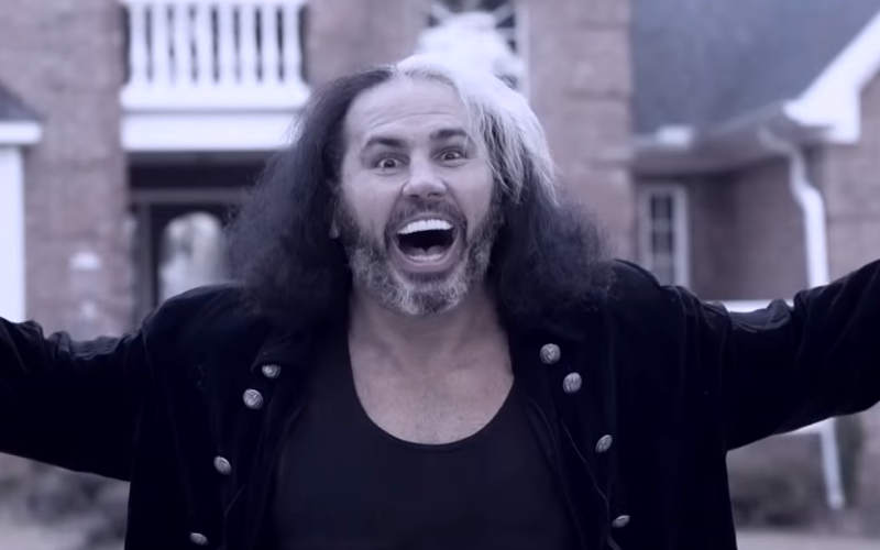 Matt Hardy Thanks Fans for Support, Wants To Delete These 3 WWE Personalities. - Matt Hardy