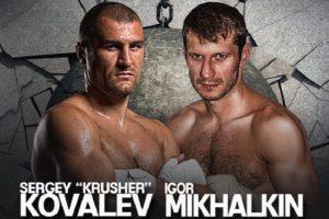 Boxing: Kovalev vs. Mikhalkin and Bivol vs. Barrera on HBO this Saturday - Kovalev