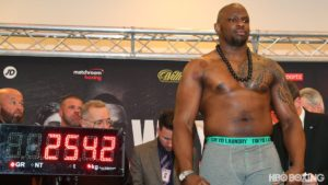 Boxing: Lucas Browne won't stop my World title charge says Whyte - Whyte