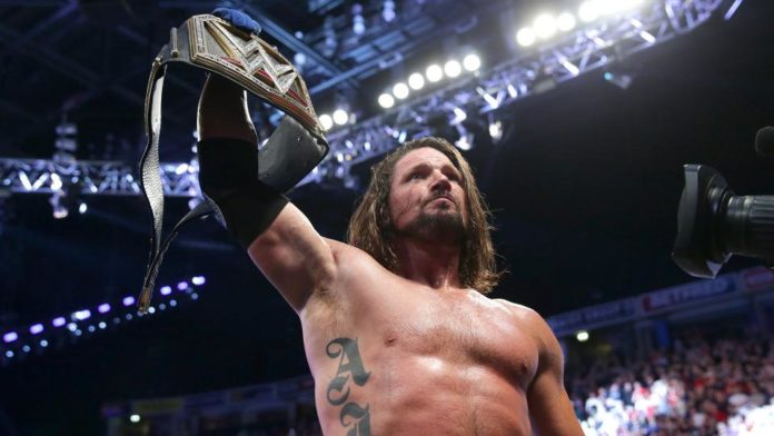 WWE: AJ Styles wants to face the Undertaker or Shawn Michaels at WrestleMania. - AJ Styles