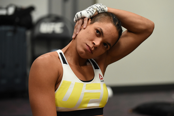 UFC: Amanda Nunes explains why she is not willing to fight Cris Cyborg right away - Amanda Nunes