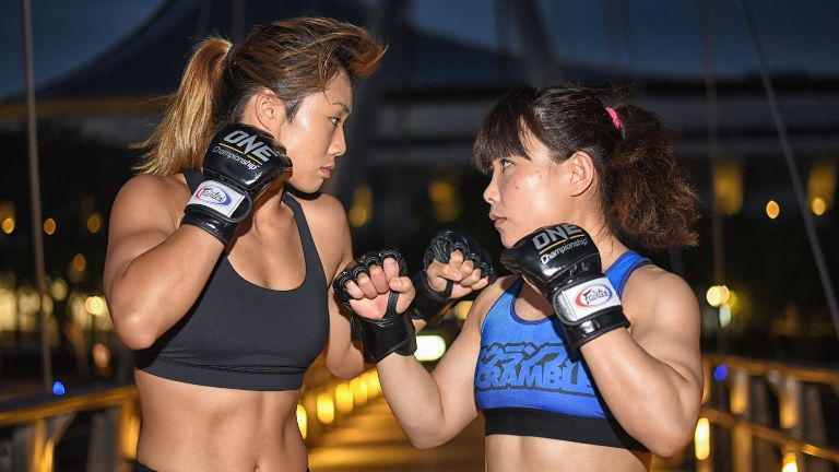 ANGELA LEE AND MEI YAMAGUCHI TO BATTLE FOR ONE WOMEN'S ATOMWEIGHT WORLD CHAMPIONSHIP AT ONE: UNSTOPPABLE DREAMS -