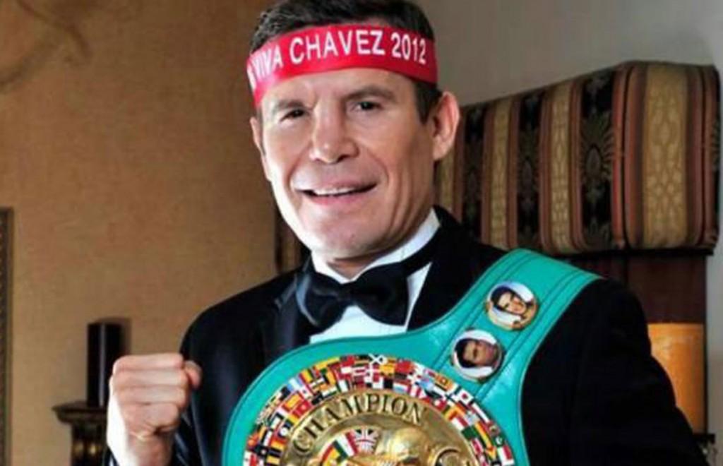 Boxing: Mexican legend Julio Cesar Chavez Sr was impressed with Oscar Valdez - Chavez