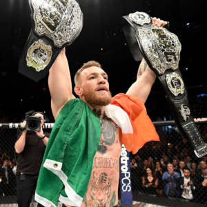 UFC: Firas Zahabi says Conor McGregor vs. GSP would be bigger than May-Mac; claims GSP would easily win - firas zahabi