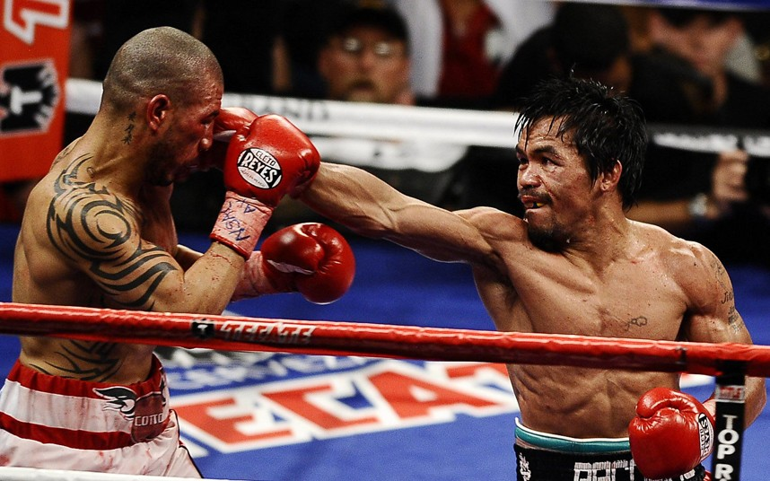 Boxing: Manny Pacquiao vs Lucas Mattysee in works for July 8 - Pacquiao
