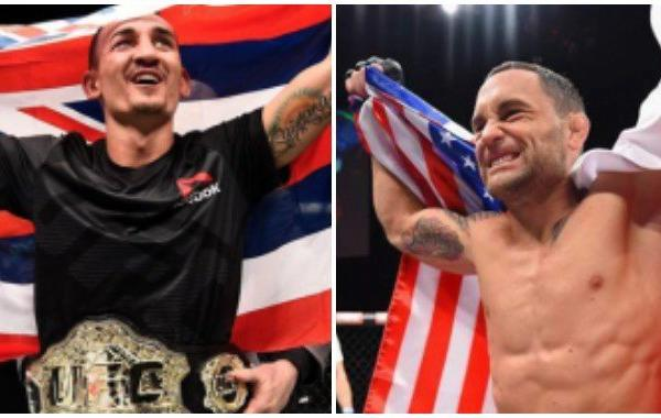 UFC:Featherweight Champion Max Holloway has a classy message for Frankie Edgar after loss at UFC 222 against Ortega - Max Holloway