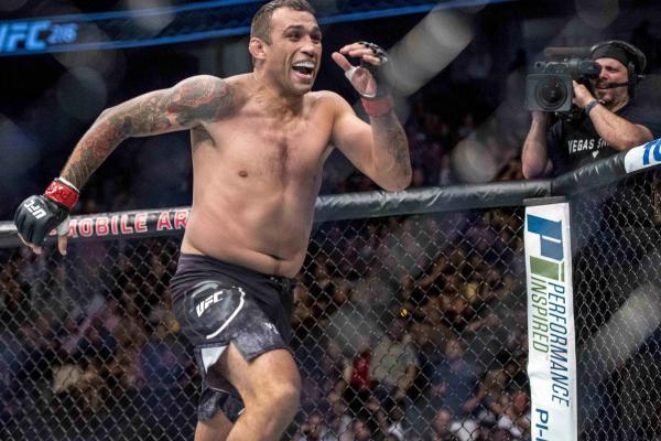UFC: Fabricio Werdum to meet WWE representative this week - UFC