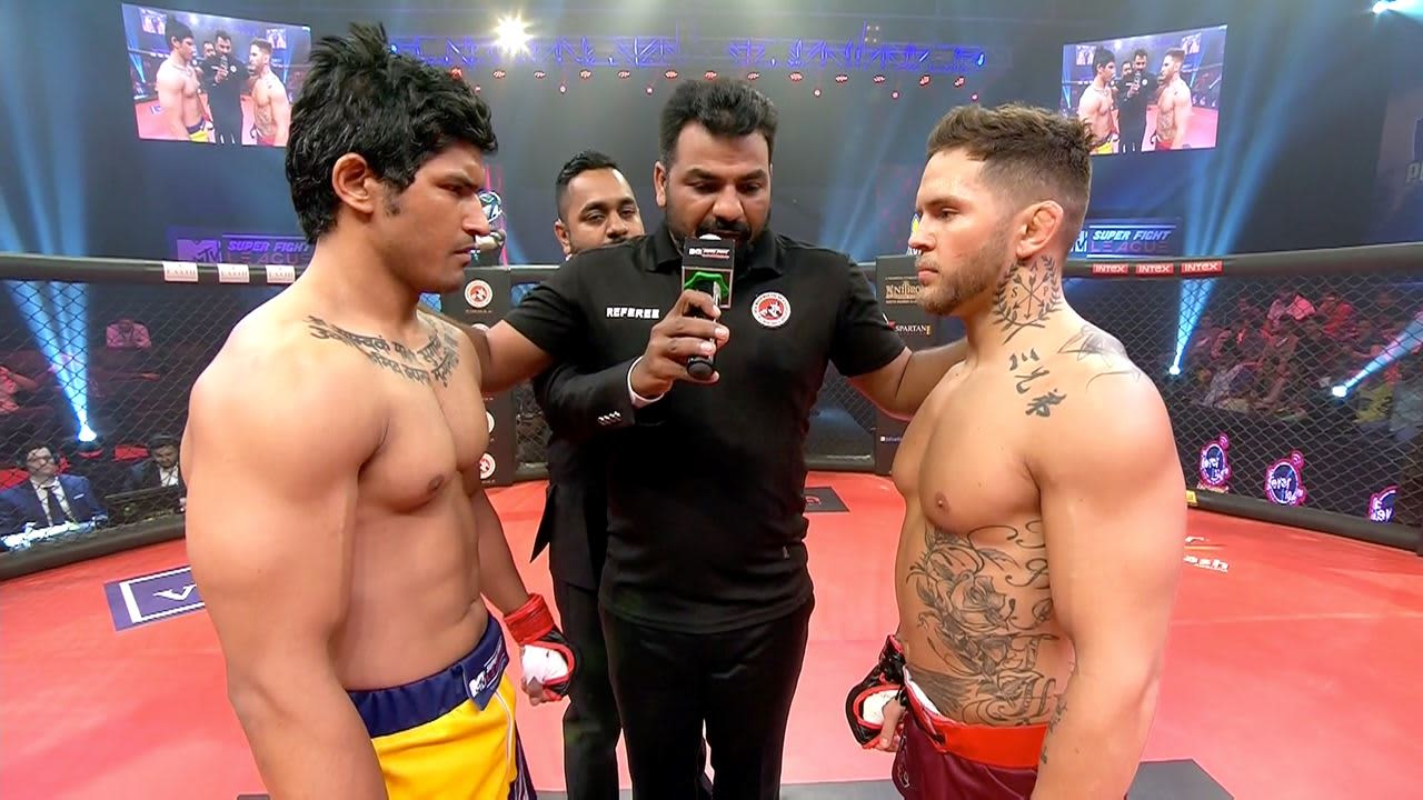 Super Fight League: AIMMAA issues statement on MMA fighter Vince