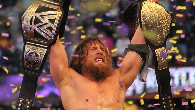 WWE: Details about WWE's decision to clear Daniel Bryan for in-ring competition. - Daniel Bryan