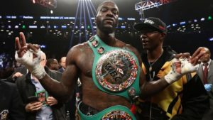 Boxing: Deontay Wilder generates monster ratings for Showtime - WILDER