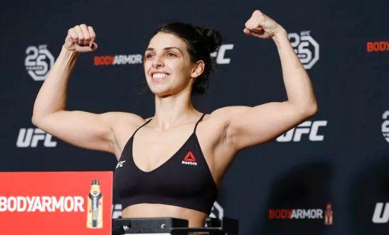 UFC: UFC debut of Mackenzie Dern was the biggest draw of UFC 222 undercard - UFC 222