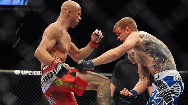 UFC: Evan Dunham will now face Olivier Aubin-Mercier at UFC 223 - Evan Dunham