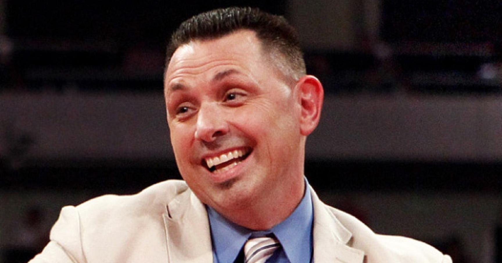 WWE: Michael Cole reveals his favourite NXT Superstars - Michael Cole