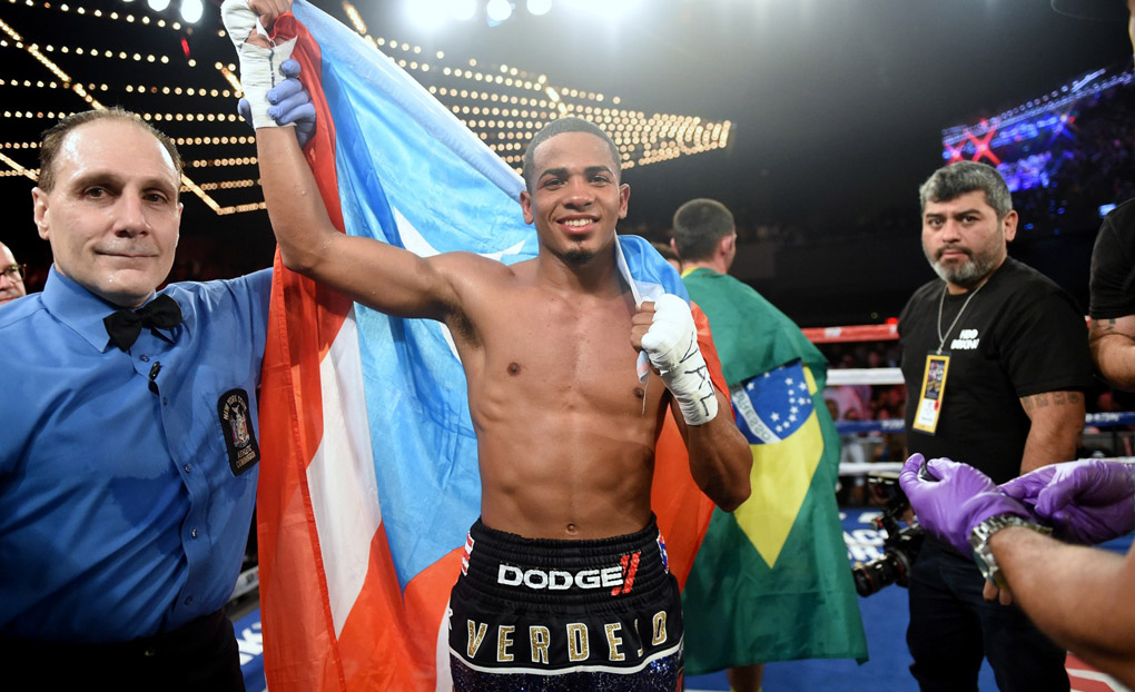 Boxing: Felix Verdejo - The Poster boy of Puerto Rican boxing is back - Puerto
