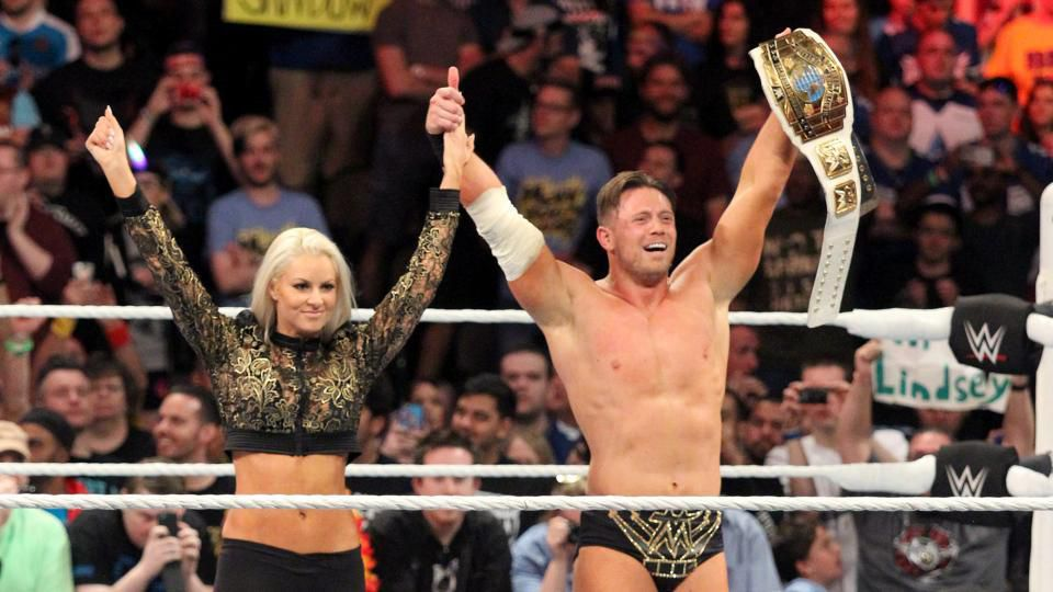 WWE: The Miz and Maryse become parent - The Miz