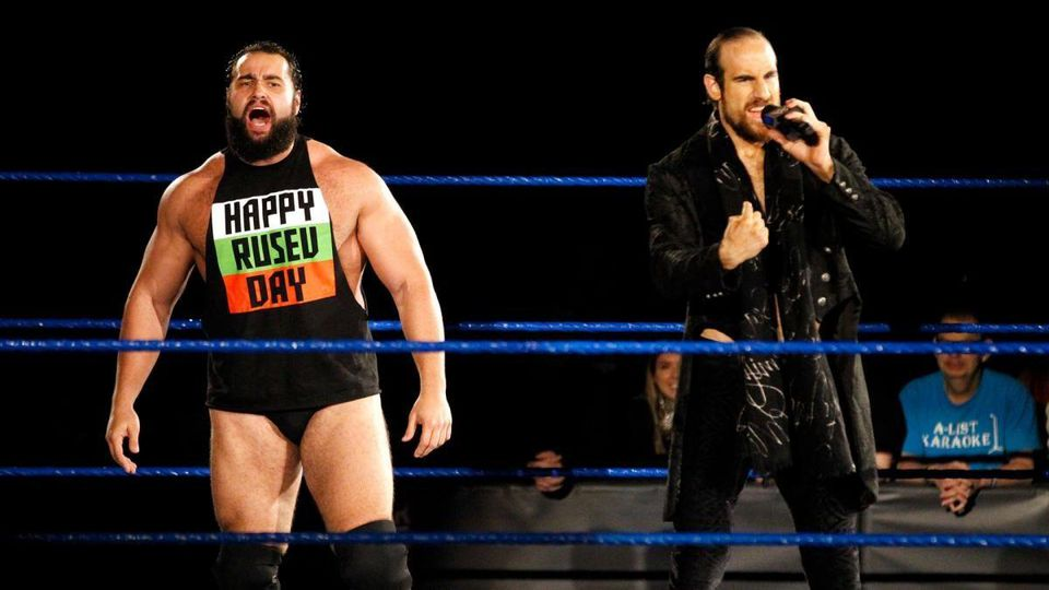 MMA India's WWE SmackDown Roundup: 27/3/2018 - SmackDown