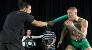 UFC:Conor McGregor's movement coach Ido Portal training for his first MMA fight ever - Ido Portal