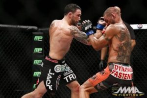 UFC: Frankie Edgar vs Cub Swanson 2 in the works for Atlantic City card on April 21 - Atlantic city