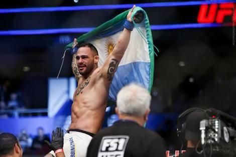 UFC:Santiago Ponzinibbio expects UFC-Chile headliner,wants Stephen Thompson or Donald Cerrone - Santiago Ponzinibbio