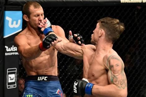 UFC:Darren Till wants Rafael Dos Anjos at UFC 224 in Rio de Janeiro - Darren Till