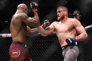 UFC:Jan Blachowicz talks against his revenge over Jimi Manuwa,wants to fight Shogun Rua next - Jan Blachowicz