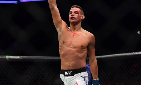 UFC:Bantamweight prospect Tom Duquesnoy talks about his victory against Terrion Ware,legalisation of MMA in France and much more - Tom Duquesnoy