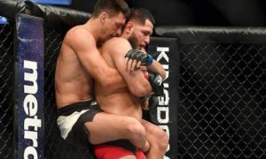 UFC:Demian Maia eyes May comeback to return back to Title contention - Demian Maia