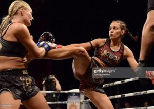 UFC:Valentina Shevchenko's sister Antonina Shevchenko has signed to compete on Dana White's Tuesday Night Contender Series - Antonina Shevchenko