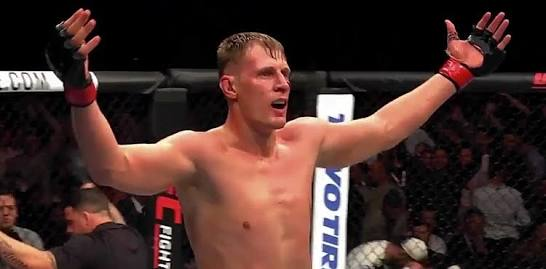 UFC: Alexander Volkov talks about his big win vs Werdum,wants the title shot next at UFC's first visit in Russia - Alexander Volkov