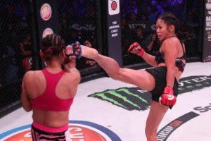 Bellator:Flyweight Ana Julaton announces retirement from Boxing,MMA - Ana Julaton
