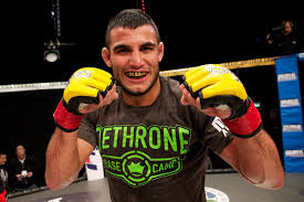 Cage Warriors Featherweight champion Nad Narimani accepts short notice fight against Tristar fighter Nasrat Haqparast at UFC FIGHT NIGHT 127 -