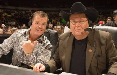 WWE : Jerry Lawler and Jim Ross will reunite - commentary