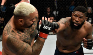 UFC: Alistair Overeem vs Curtis Blaydes reportedly in works for UFC 225 in Chicago - UFC 225