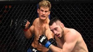 UFC: Sage Northcutt thinking to move back up to the Welterweight Division - Sage Northcutt