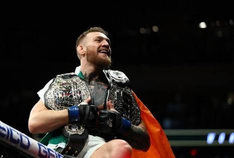 UFC: Conor McGregor says it should have been him defeating Frankie Edgar at UFC 222 - Conor McGregor