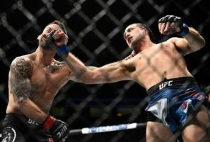 """UFC:Frankie Edgar breaks silence after 222 loss,says he's,""""ready to put it all on the line again"""" - Frankie Edgar"""