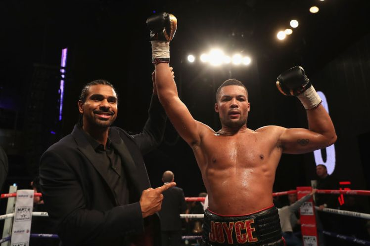 Boxing: Tony Bellew accuses David Haye of trying to steal limelight - Haye