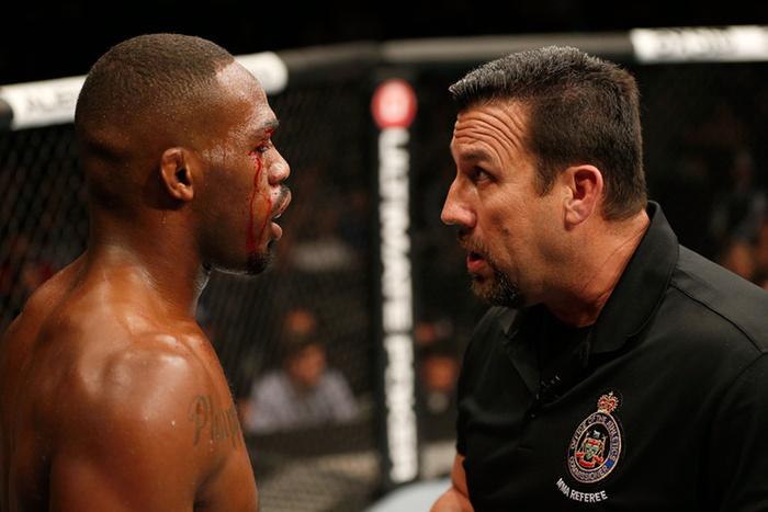 UFC: John McCarthy believes that Jon Jones did not knowingly take steroids - UFC