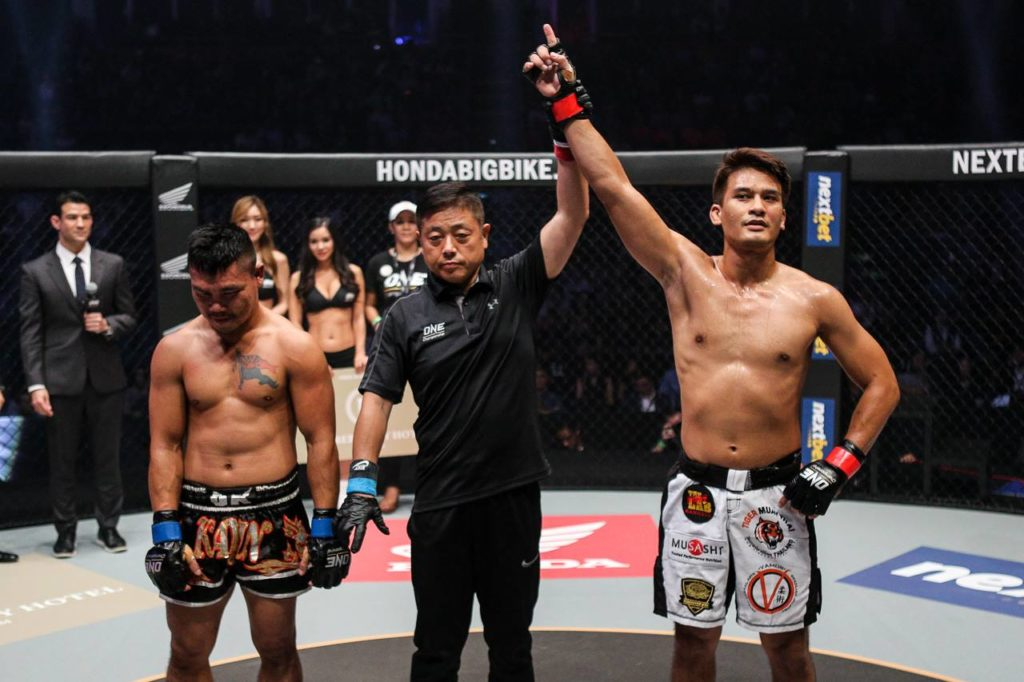 Two key ingredients in Shannon Wiratchai's cage persona: 'Excitement and entertainment' -