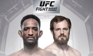 UFC:Gunnar Nelson honoured to face Neil Magny at UFC Liverpool - UFC Liverpool