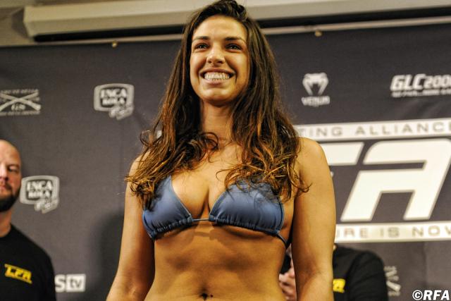 UFC: Mackenzie Dern set to return at UFC 224 - Mackenzie Dern