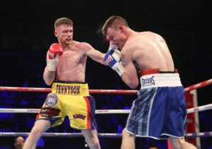 Boxing: Martin Ward set to defend his Euro title against James Tennyson - Ward